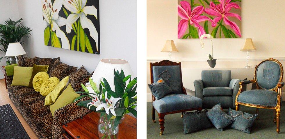 Patsy Politoff Artist & Interior Designer